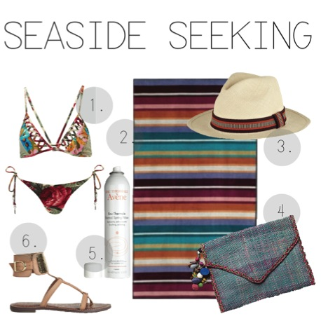 Seaside seeking