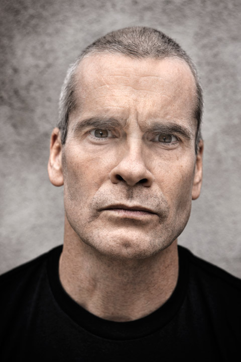 Image courtesy of Henry Rollins