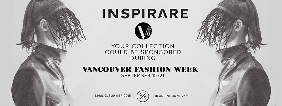 Inspirare at Vancouver Fashion Week 2013