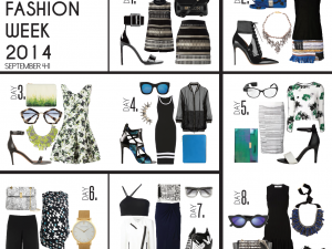 Trend board by Brittany Caldwell.