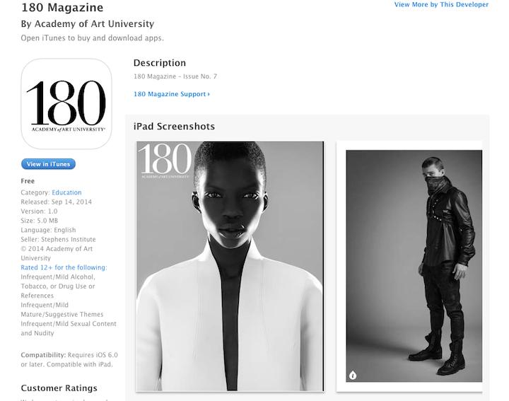 180 Magazine iTunes[1]