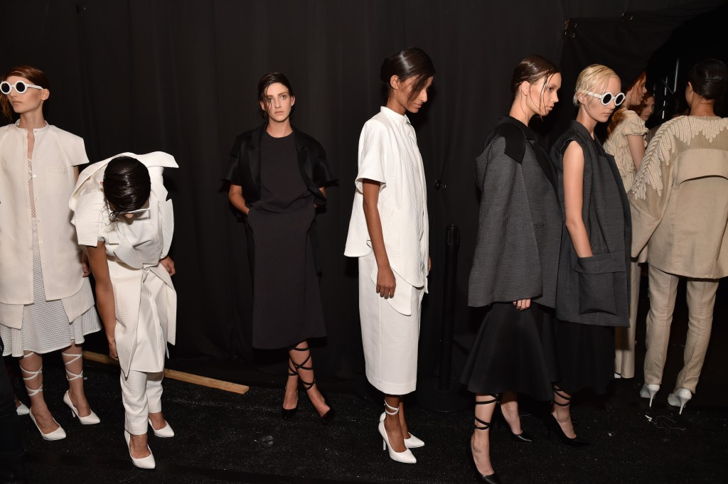 Academy of Art University Spring 2015 Collections  - Backstage