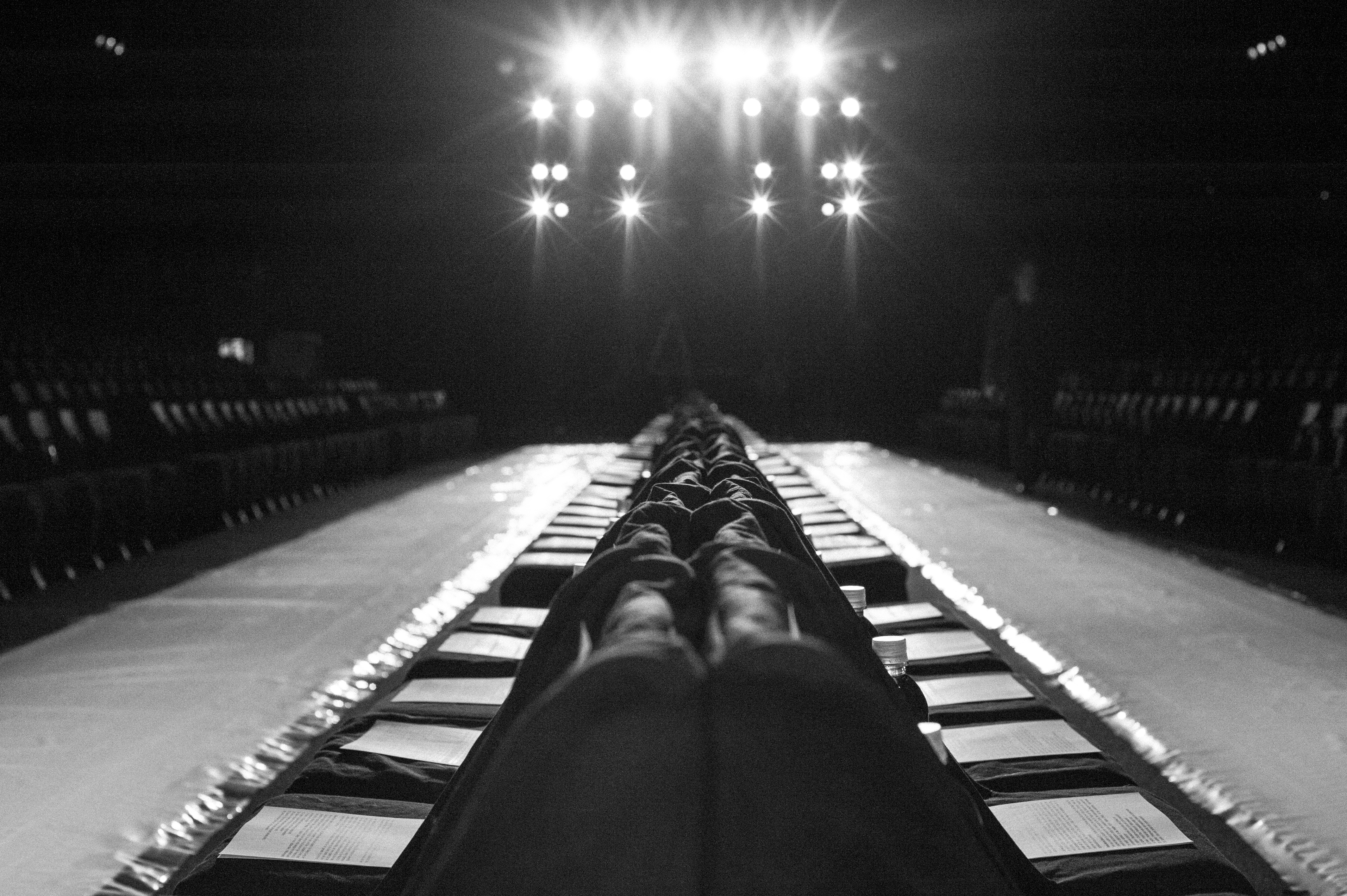 Fashion Week New York Invitation