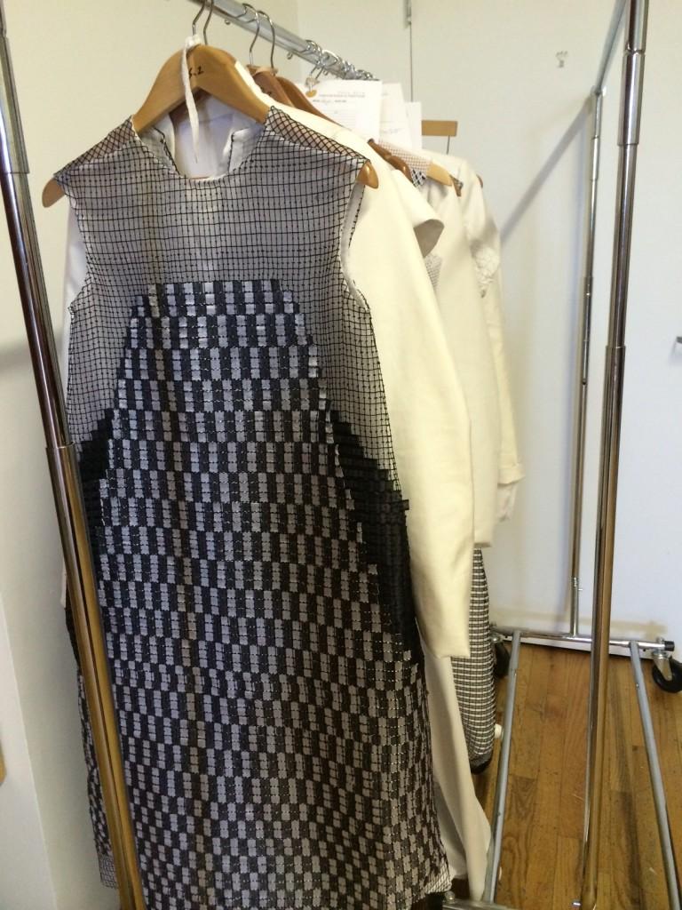 MFA Fashion Designer Szu Chi Huang's collection.