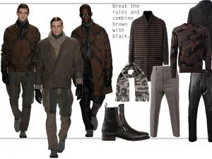 Runway designs by Elizabeth Castellon, MFA Fashion Design