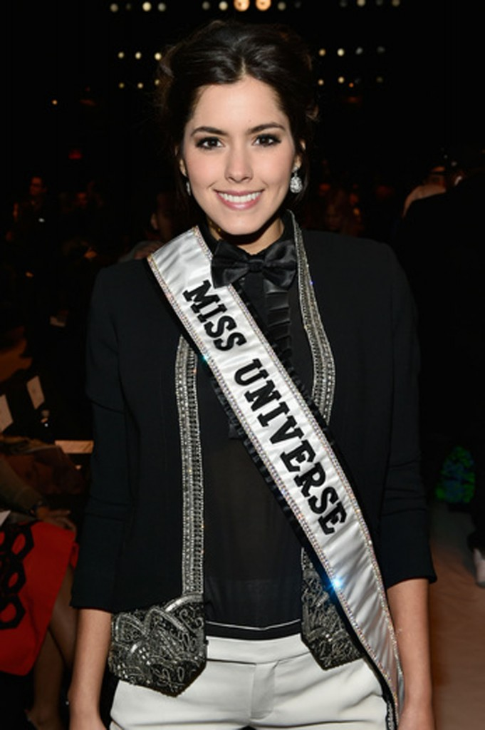 Miss Universe 2014 Paulina Vega.   Image:Getty Images
