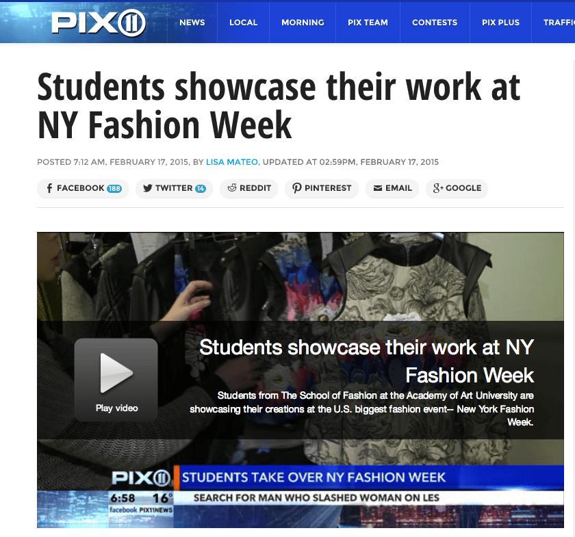 WPIX Broadcast