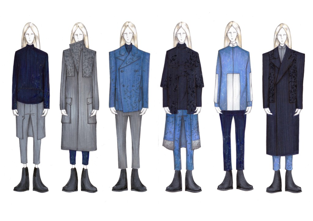 Ben Lee Chernghann illustrated lineup