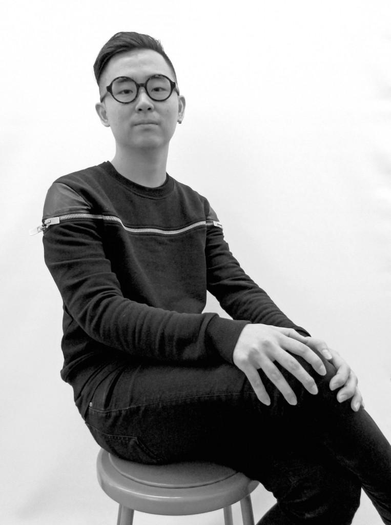 Xun Li, photo by Rob Curry.