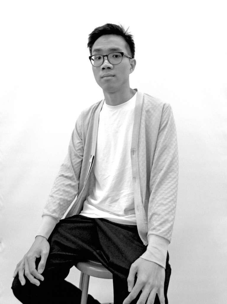 Dominic Tan, photo by Rob Curry.