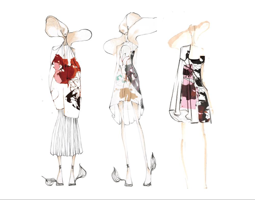 Sf Fashion Show 2015 Archives Fashion School Daily