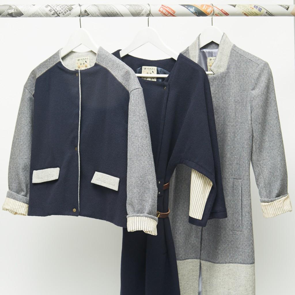 Snacku by Yoshimi Fukazawa, MFA Fashion Design. Styling: Boa Chu, Michelle Hsu, Chaw Chaw San and Kamila Marquez. Image: Jeffry Raposas