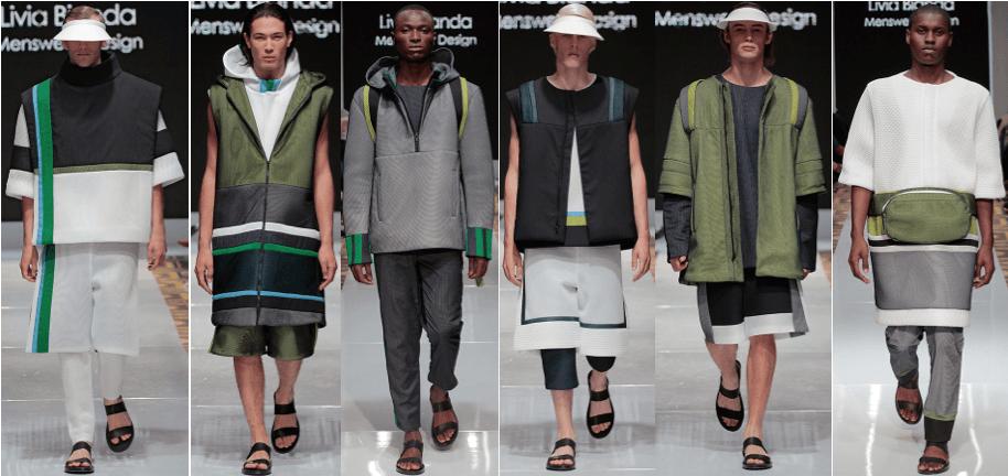 Indonesian Menswear Designer B.f.a Menswear Design