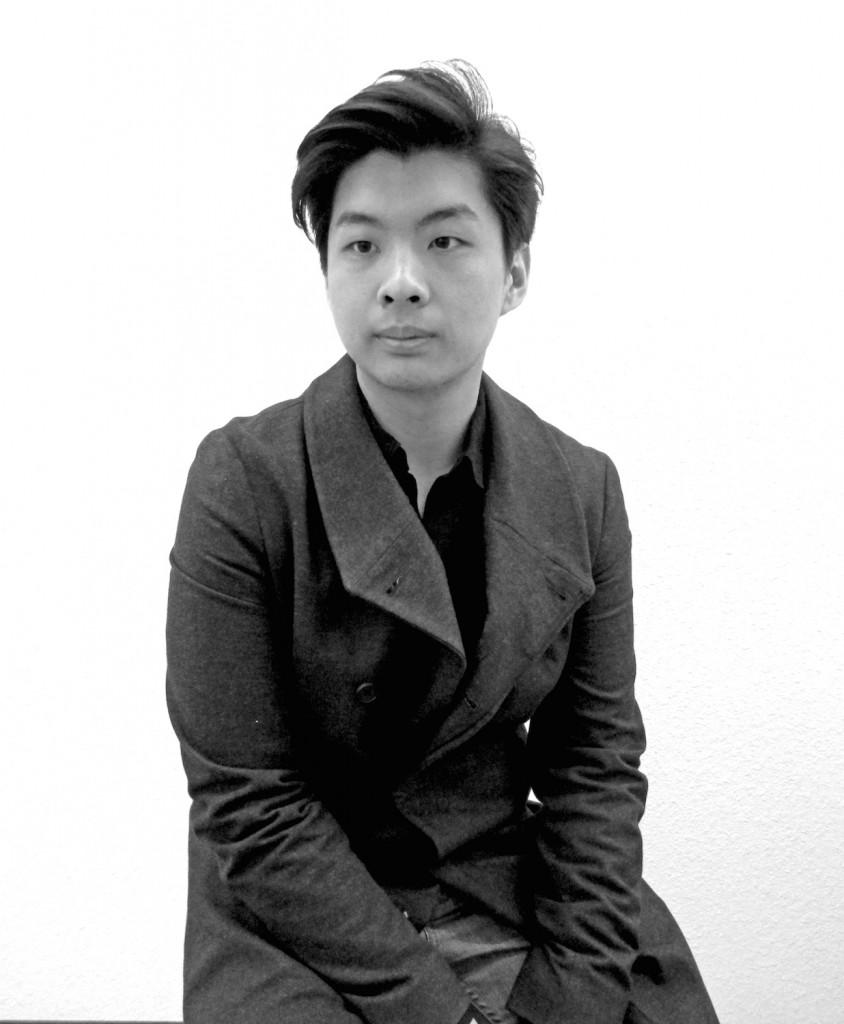 Justin Lei Wang Image: Rob Curry.