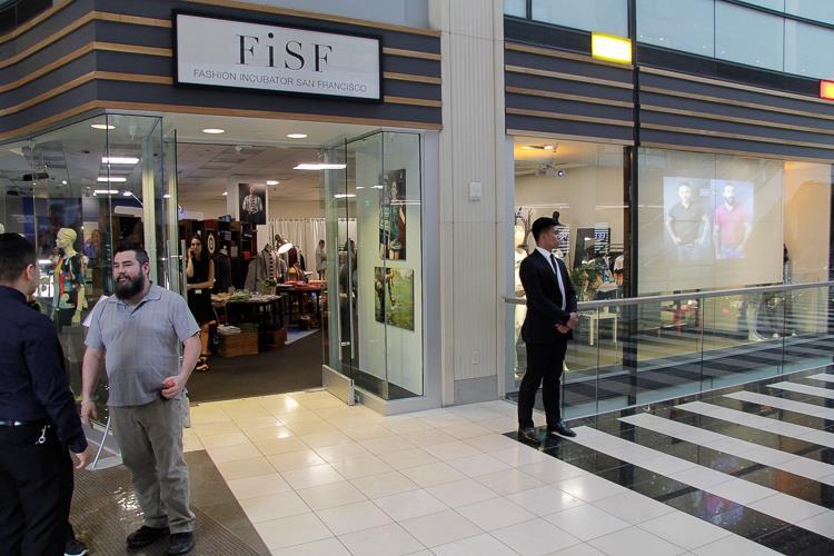 Fashion Incubator San Francisco PopUo Shop in Westfield