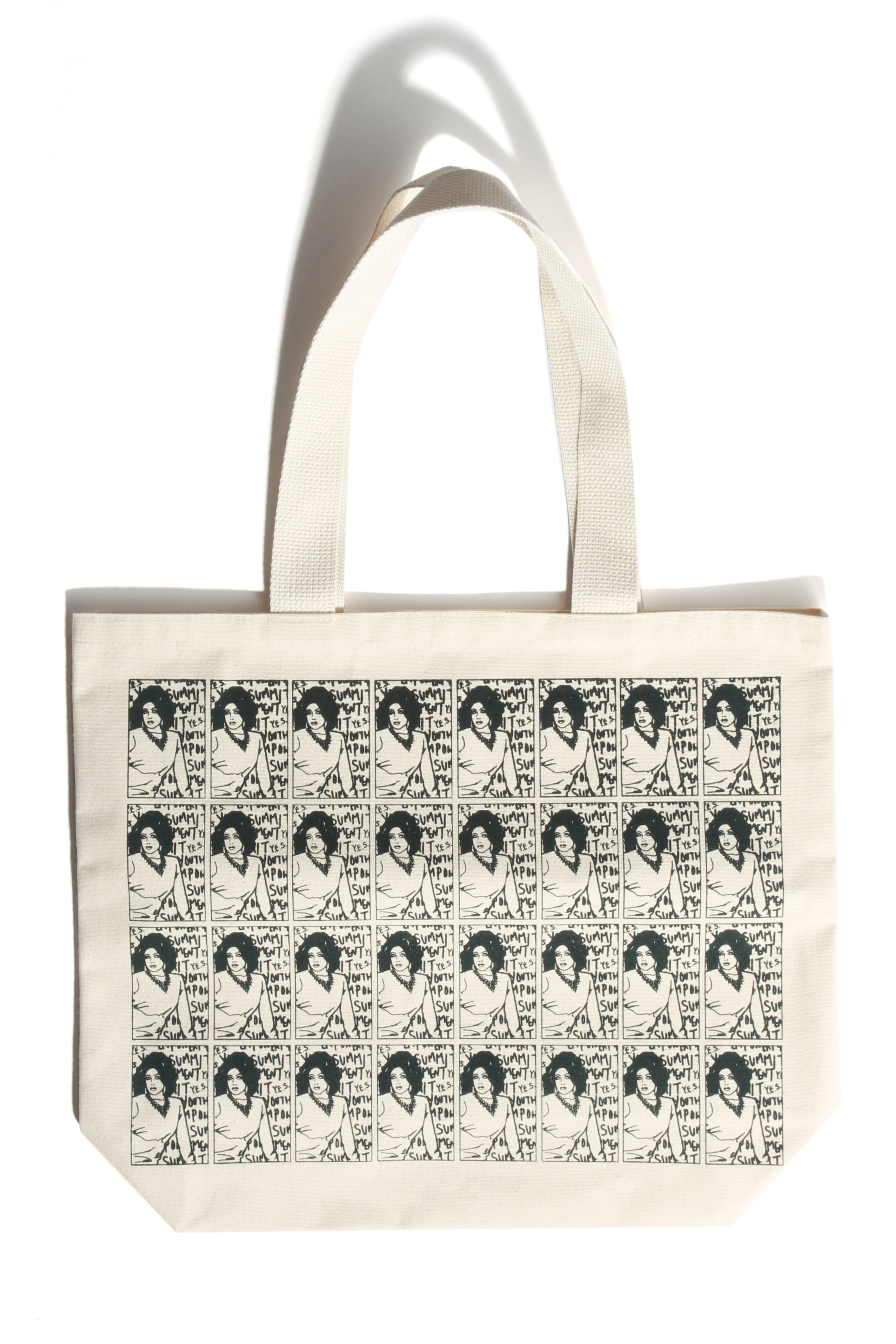A tote designed by Yi-Hsuen Kuo.