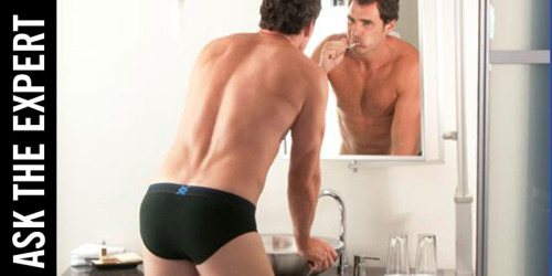 Section from The Underwear Expert. Image courtesy of theunderwearexpert.com