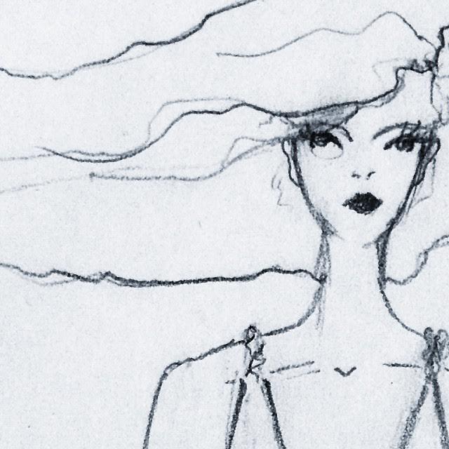 Daniel Odisho's Drawing; Image Courtesy of Daniel Odisho