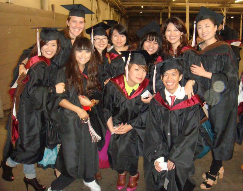 2012 graduation ceremony