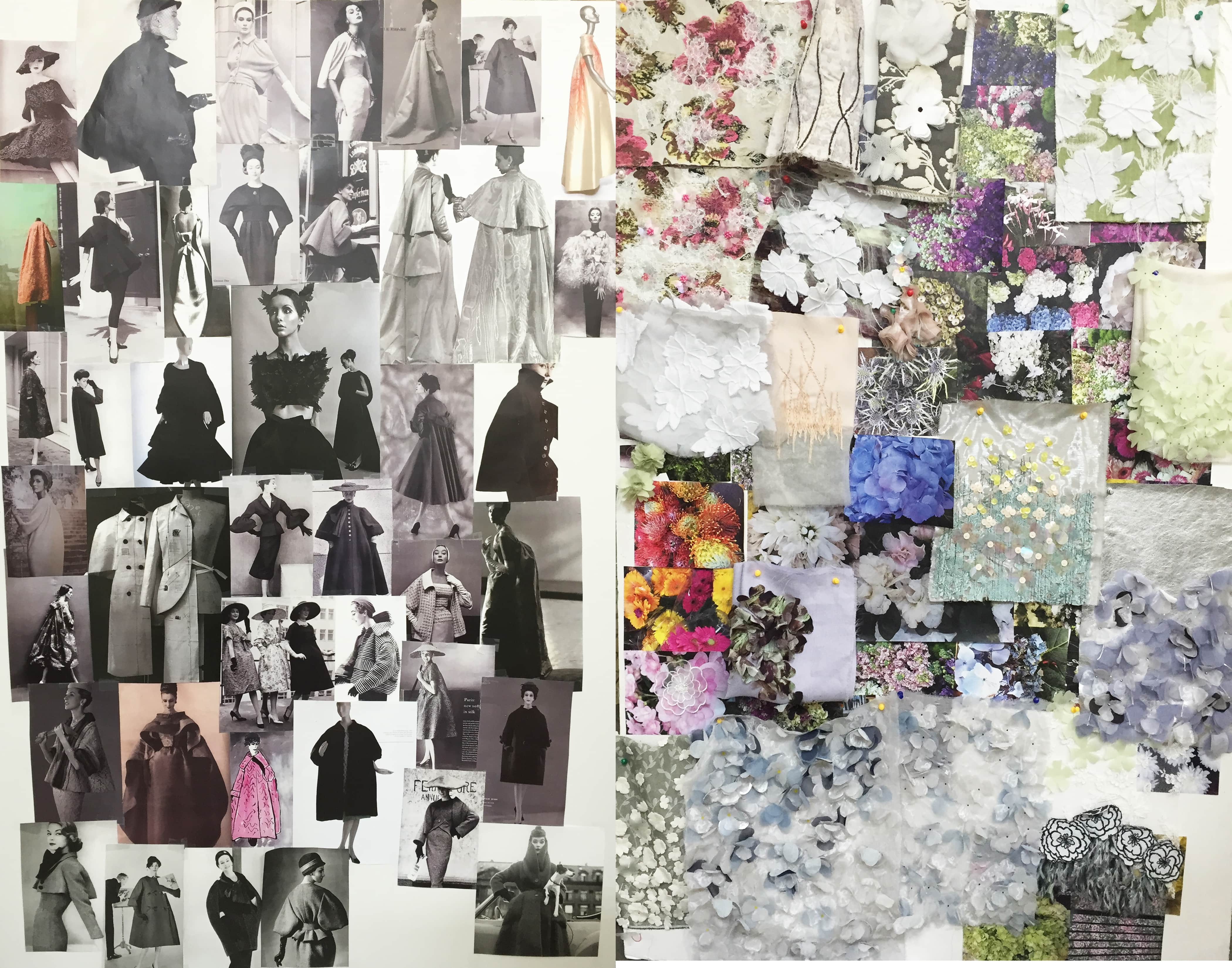 Mood board by Max Lu and Jessie Wang