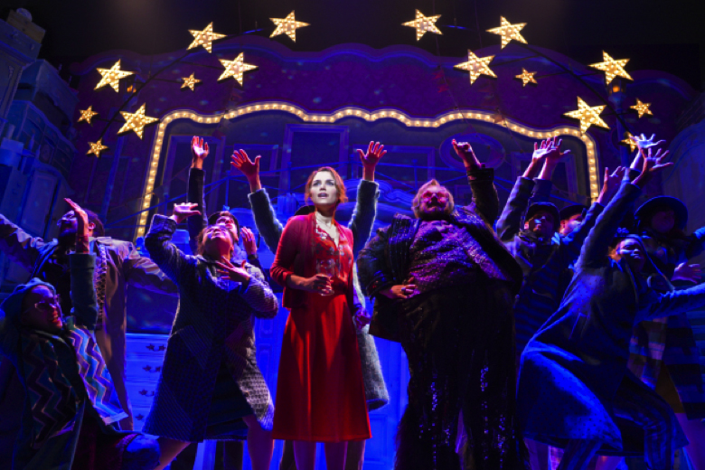 Promotional Photo for Amelie at Berkeley Repertory Theatre.