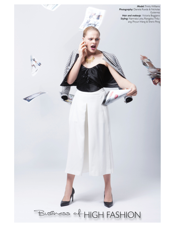 business of high fashion image 1