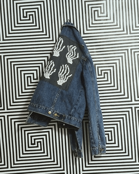 Cool Try denim jacket
