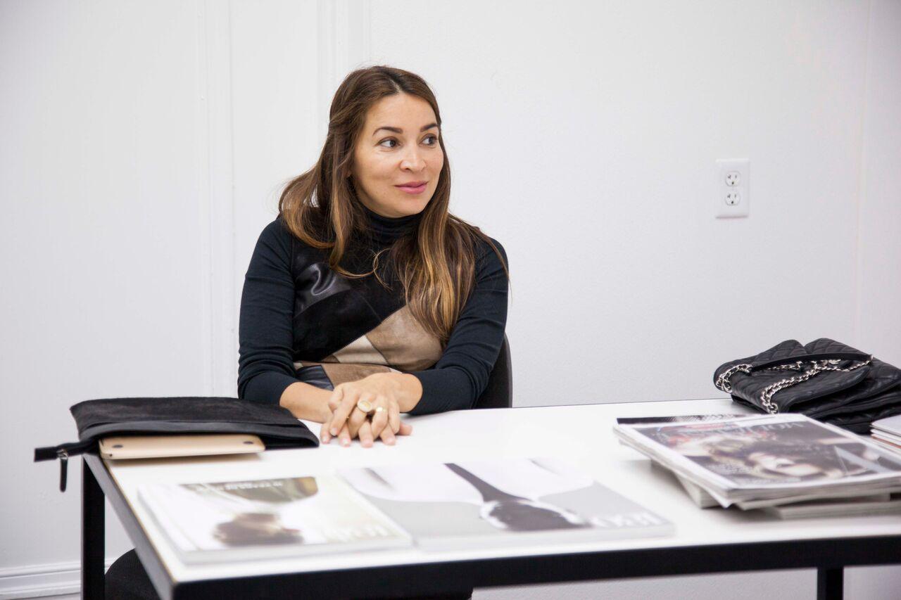 Claudia Mata Visits School of Fashion – Fashion Editor Job Description