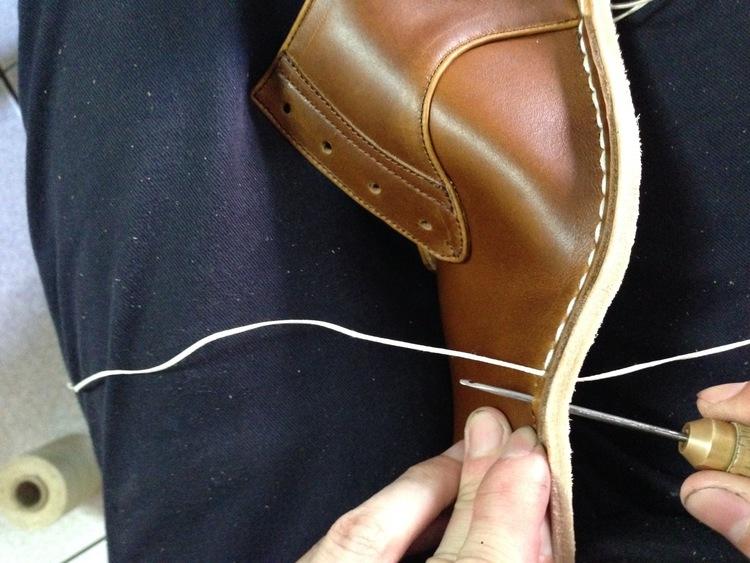 Photo courtesy of Stitching Sole