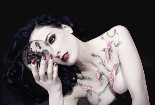 Image: Dita Von Teese, courtesy of artist