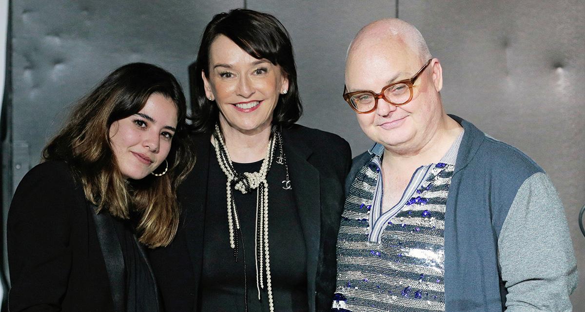 Sasha Leon J, Elisa Stephens, and Mickey Boardman