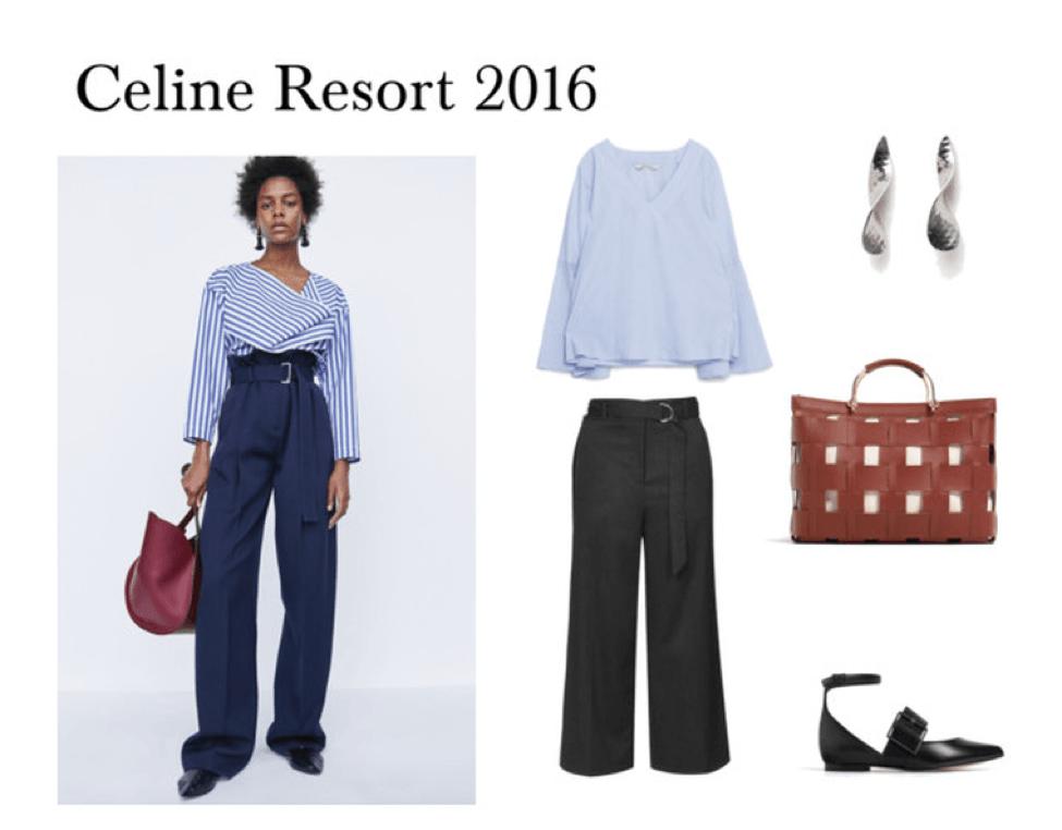 Celine Resort 2016