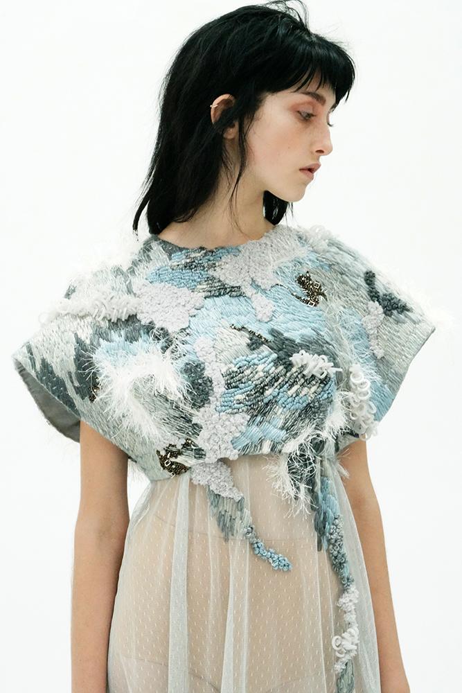 Womenswear Design, Nina Nguyen Hui. Photography by Bob Toy.