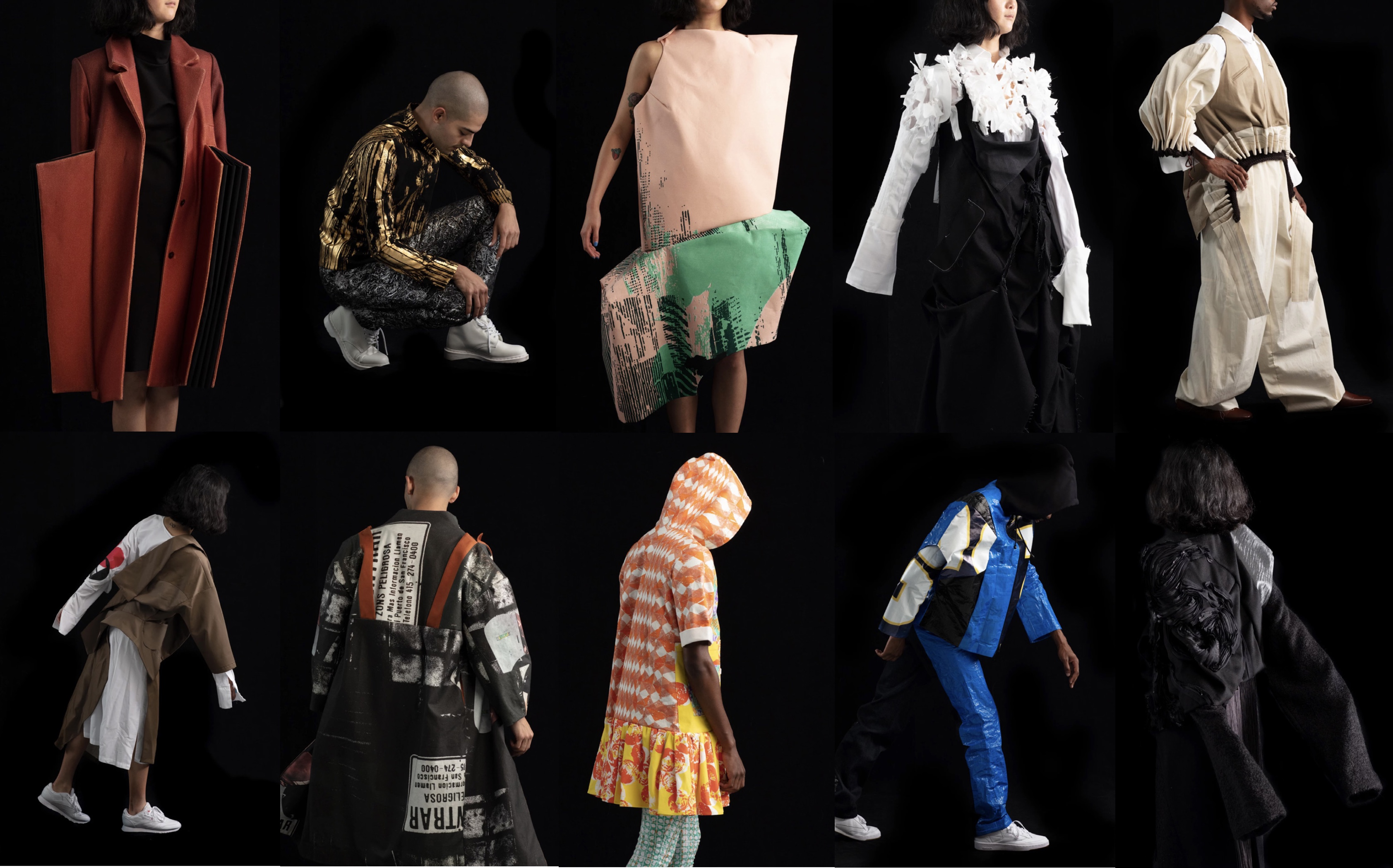 The Council Of Fashion Designers Of America Cfda Selects 12 Academy Of Art University Graduates For The Annual Fashion Future Graduate Showcase To Be Presented During New York Fashion Week Men S From
