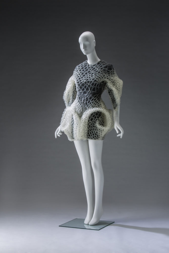 Iris van Herpen Haute Couture Collection dress