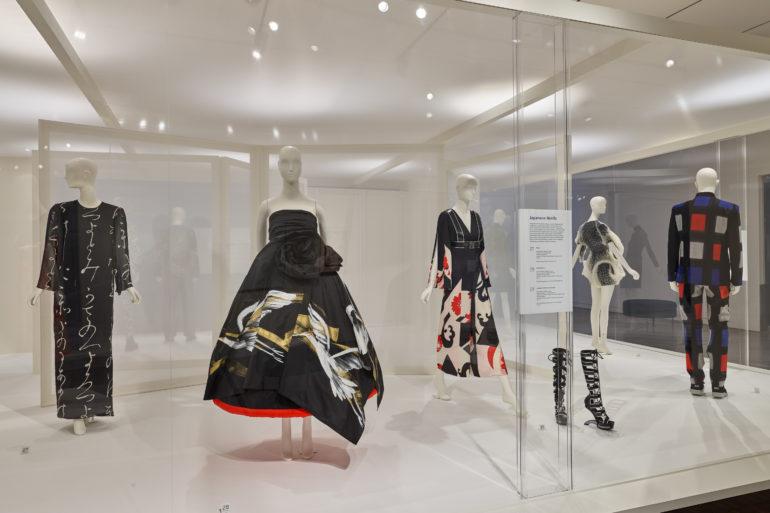 kimono refashioned asian art museum exhibit