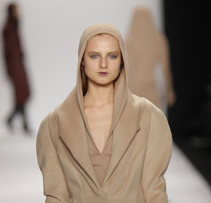 Holly Smith Fashion Week Fall 2011