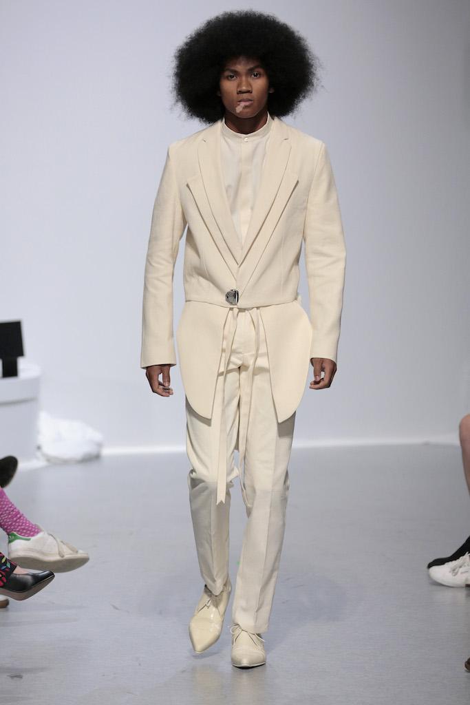 Christopher Cabalona, BFA Fashion Design