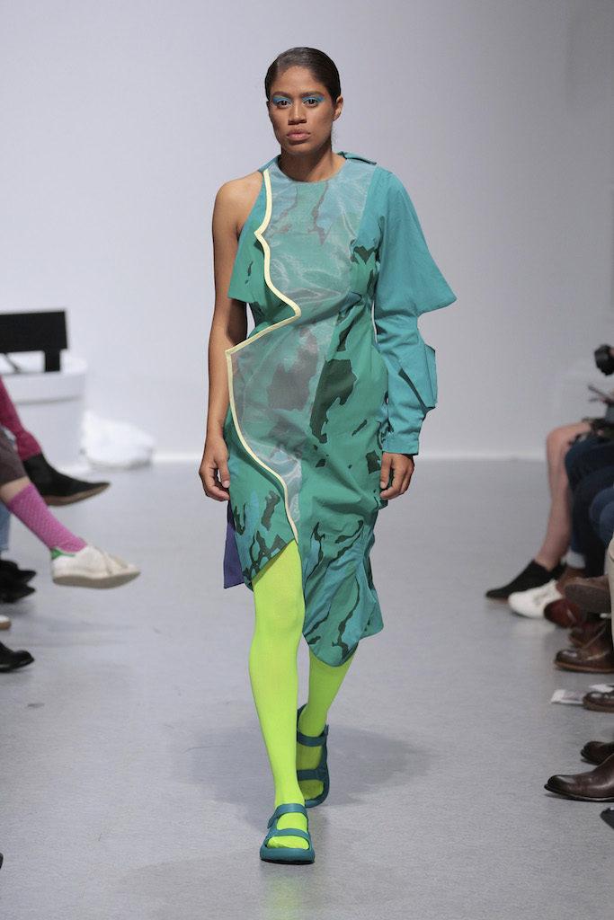 Jack Gunnin, Textile Design