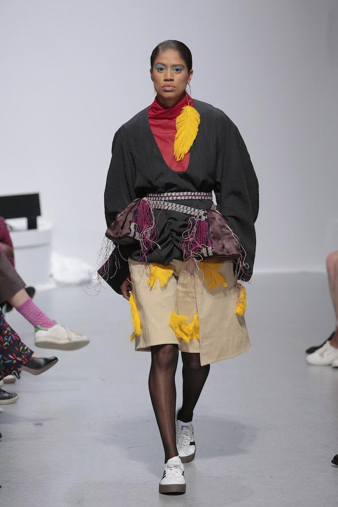 So Hyun An, BFA Fashion Design