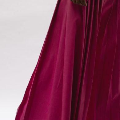 Design by Qing Guo, MFA Fashion Design. Photography by Danielle Rueda