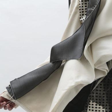 Design by Yaryna Zhuk, MFA Fashion Design. Phography by Danielle Rueda