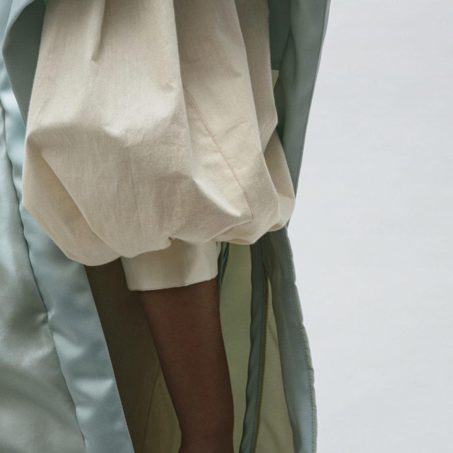Design by Yi Pan, MFA Fashion Design. Photography by Danielle Rueda